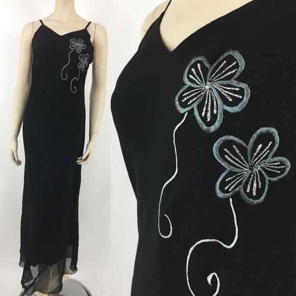 Hokus Pokus Dresses & Skirts - Hokus Pokus Womens Maxi Dress Size Medium Party